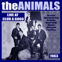 The Animals - The Animals Live at Club A'Gogo 1963 (Live)