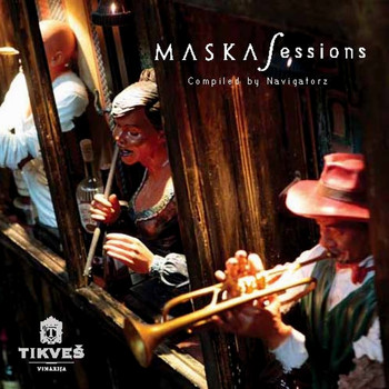 Various Artists - Maska Sessions Vol.1 (Compiled by Navigatorz)