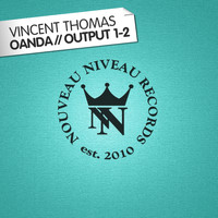 Vincent Thomas - Oanda / Output 1-2