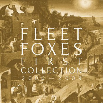 Fleet Foxes - Icicle Tusk