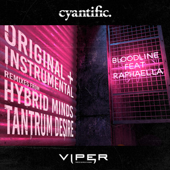 Cyantific - Bloodline (Club Master)