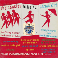 Cookies - The Dimension Dolls Vol. 1