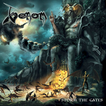 Venom - Bring Out Your Dead