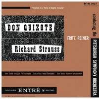 Fritz Reiner - Strauss: Don Quixote, Op. 35 & Saint-Saëns: Cello Concerto No. 1 in A Minor, Op. 33 (Remastered)