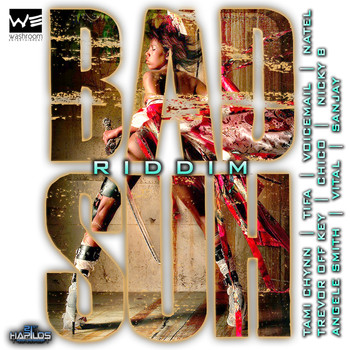 Various Artists - Bad Suh Riddim (Explicit)
