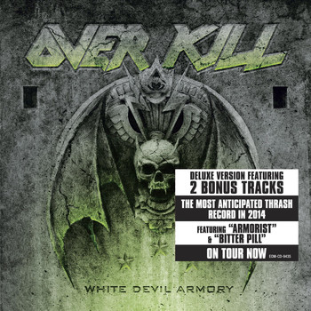Overkill - White Devil Armory (Deluxe Version)