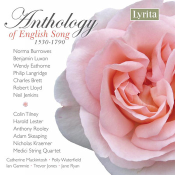 Various Artists - Anthology of English Song