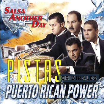 Puerto Rican Power - Salsa Another Day (Pistas Originales)