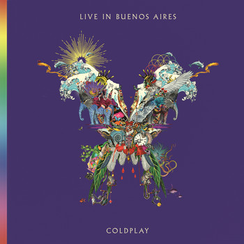 Coldplay - Fix You (Live in Buenos Aires)