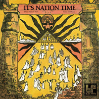Amiri Baraka - It's Nation Time - African Visionary Music