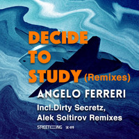 Angelo Ferreri - Decide To Study (Remixes)