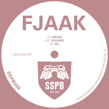 Fjaak - Drugs EP (Explicit)