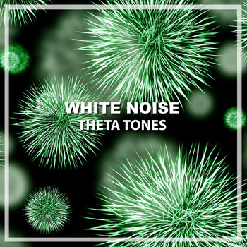 White Noise Baby Sleep, White Noise for Babies, White Noise Therapy - #13 White Noise Theta Tones