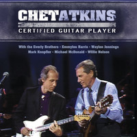 Chet Atkins - Chet Atkins Certified Guitar Player