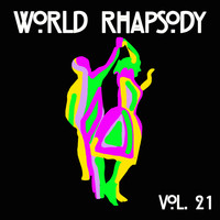 Umar M. Sharif - World Rhapsody Vol, 21