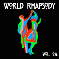 Umar M. Sharif - World Rhapsody Vol, 24