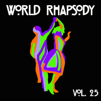 Umar M. Sharif - World Rhapsody Vol, 25