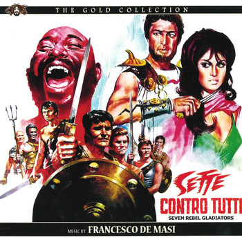 Francesco De Masi - Sette contro tutti (Original motion picture soundtrack)
