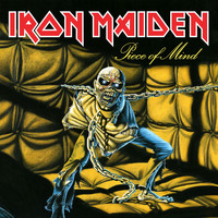 Iron Maiden - Piece of Mind (2015 Remaster)