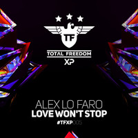 Alex Lo Faro - Love Won't Stop