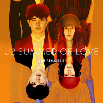 U2 - Summer Of Love (Club Remixes)