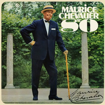 Maurice Chevalier - His 80th Birthday