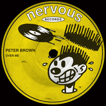 Peter Brown - Over Me