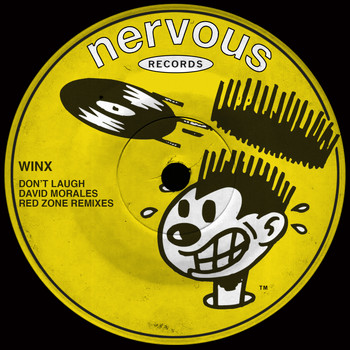 Winx - Don't Laugh: David Morales Red Zone Remixes