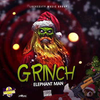 Elephant Man - Grinch - Single