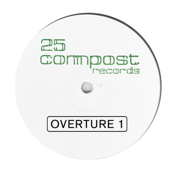 Various Artists - 25 Compost Records - Overture 1 EP