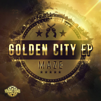Maze - Golden City