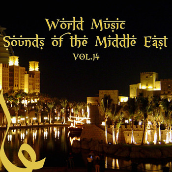 Various Artists - Sounds Of The Middle East Vol, 14