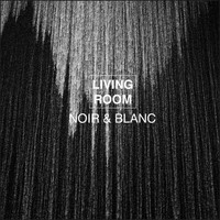 Living Room - Noir & Blanc