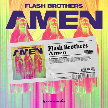Flash Brothers - Amen