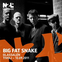 Big Fat Snake - Glassalen - Tivoli 2011