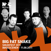 Big Fat Snake - Smukfest 2011