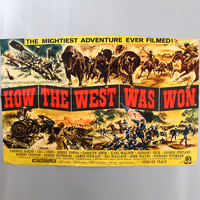 "Alfred Newman - How the West Was Won Medley: Entr'acte / Cheyennes / Indian Fight / He's Linus' Boy / Climb a Higher Hill / What Was Your Name in the States? / No Goodbye (No. 2) / Finale (From ""How the West Was Won"" Original Soundtrack)"