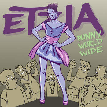 Etzia - Punny Worldwide / Ring Pon Me Finga