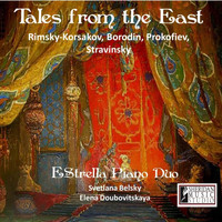 Estrella Piano Duo - Tales from the East