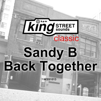 Sandy B - Back Together