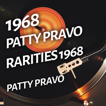 Patty Pravo - Patty Pravo - Rarities 1968