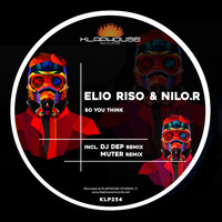 Elio Riso - So You Think