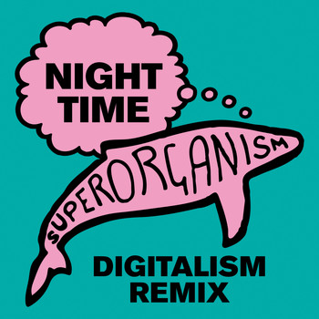 Superorganism - Night Time (Digitalism Nineties Time Remix)