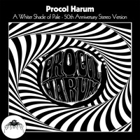 Procol Harum - A Whiter Shade of Pale (50th Anniversary Stereo Mix)