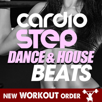 Various Artists - Cardio Step Dance and House Beat
