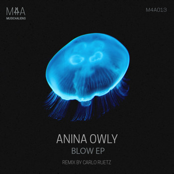 Anina Owly - Blow EP
