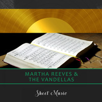 Martha Reeves & The Vandellas - Sheet Music