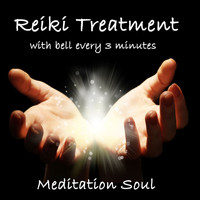 Music Body and Spirit - Reiki Treatment  with bell every 3 minutes