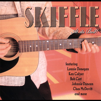 Various Artists - Skiffle At It's Best