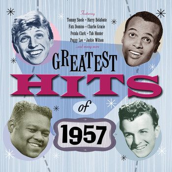 Various Artists - Greatest Hits Of 1957 - 50 Original Hit Recordings